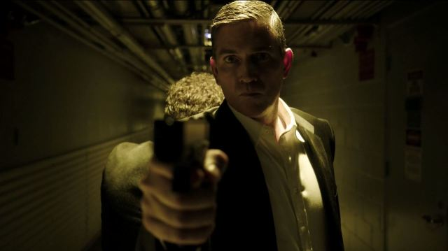 Person of Interest S4Ep11 If-Then-Else Review - Jim Caviezel as Reese at his Alamo