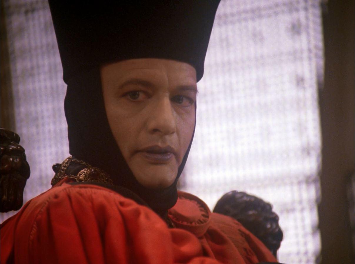 Star Trek TNG Season 7 Blu-ray Review. Q and his final judgment