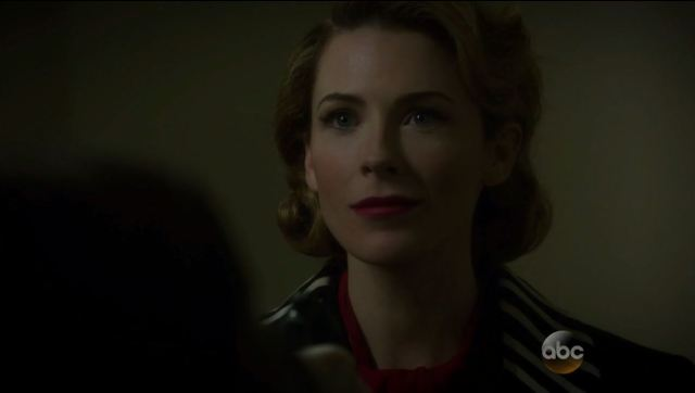 Agent Carter S1Ep7 SNAFU Review. Bridget Regan as Dottie Underwood