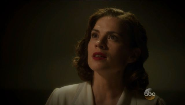 Agent Carter S1Ep7 SNAFU Review. Hayley Atwell as agent Carter