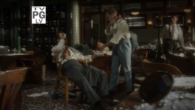Agent Carter S1Ep7 SNAFU Review. SSR Bombed