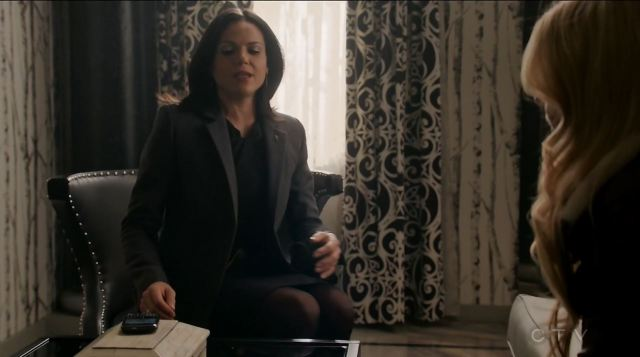 Once Upon A Time Review. Lana Parrilla as Evil Queen