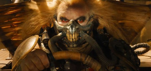 Mad Max Fury Road Review. Hugh Keays-Byrne as the diabolical Immortan Joe.