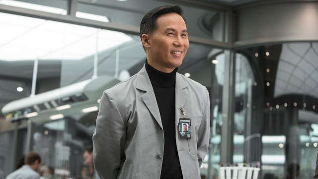 B.D. Wong as Dr. Henry Wu in Jurassic World Review