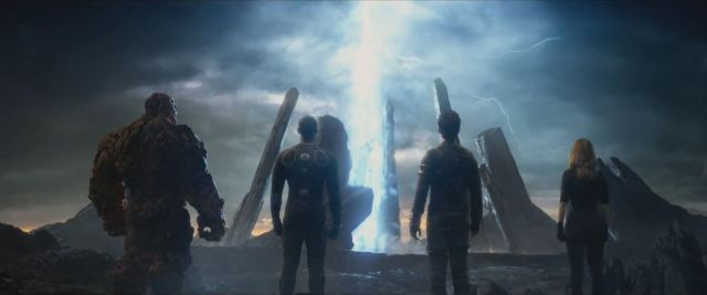 The Four - Fantastic Four Preview
