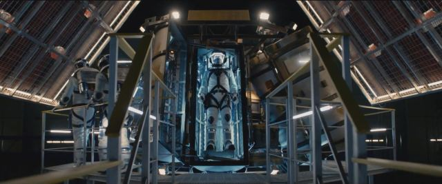 The interdimensional machine - Fantastic Four Preview