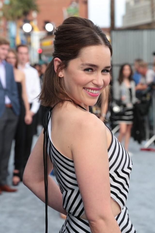 Emilia-Clarke-at-Terminator-Genisys-premiere