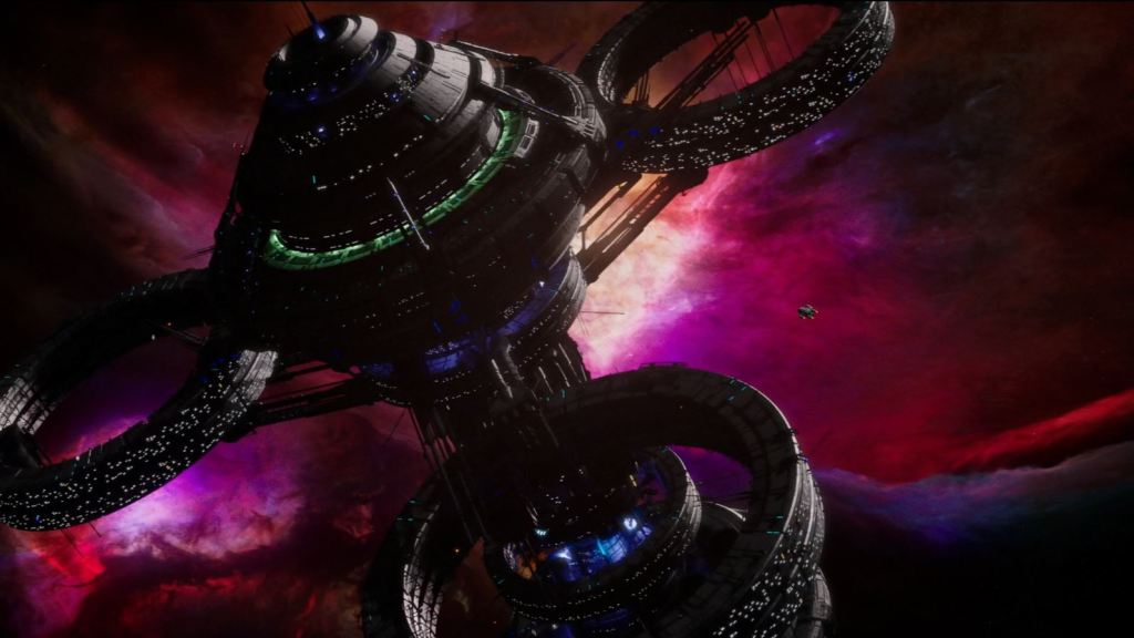 Raza approaches space station. Dark Matter Episode 8 Review