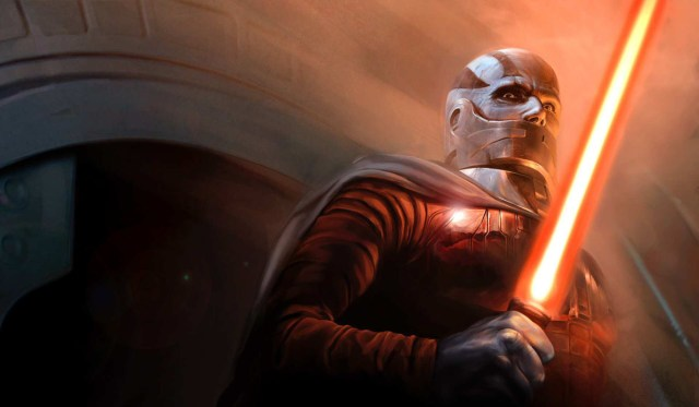 Remake of Star Wars Knights Of The Old Republic for XBoxOne