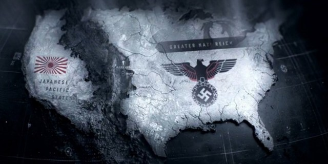 Divided America. The Man in the High Castle.