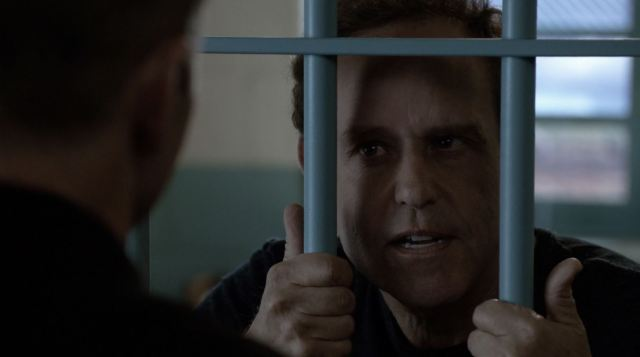 Peter MacNicol as Elliot Randolph. Agents of SHIELD S3Ep2 Purpose in the Machine Review