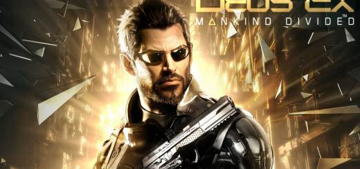 Deus Ex Mankind Divided. Upcoming Sci-Fi Games of 2016