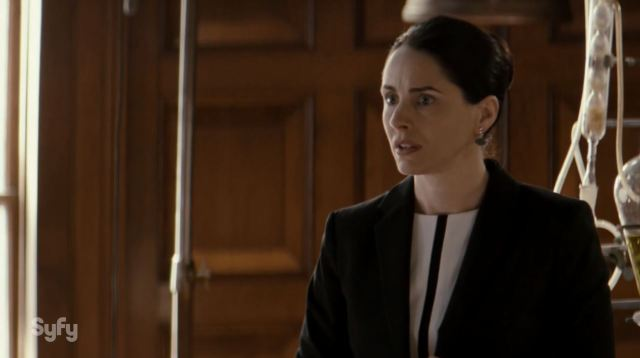 The Magicians - Laura Fraser.