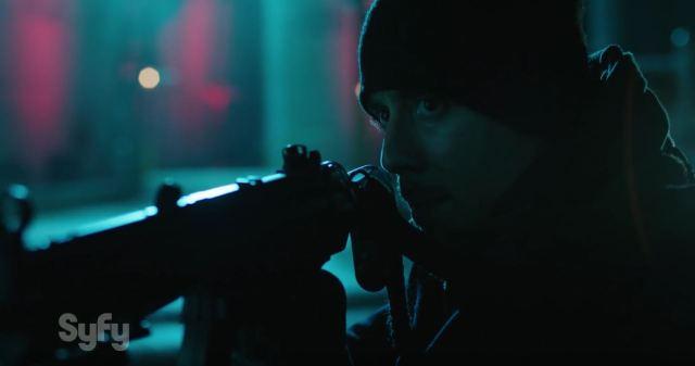 12 Monkeys Season 2 Trailer Released by Syfy. Kirk Acevedo as José Ramse