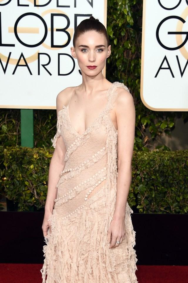 Rooney Mara at Golden Globes Awards 2016