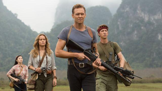 Tom Hiddleston as Conrad in Kong Skull Island