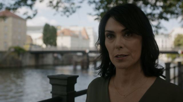 Berlin Station - Michelle Forbes as Valerie Edwards