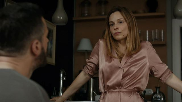 Berlin Station S02Ep07 Right and Wrong Review Esther and Daniel