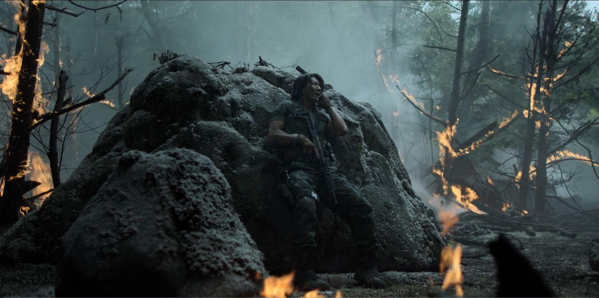 Altered Carbon - Leonardo Nam as Kovacs