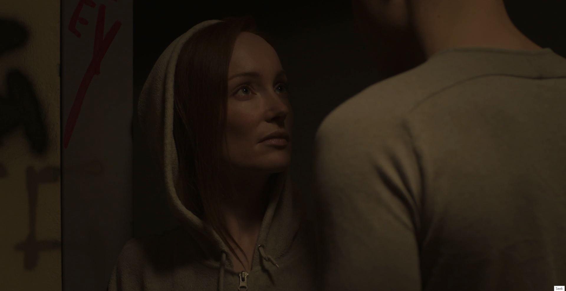 Lotte Verbeek as Ringleader in Counterpart