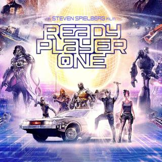 Ready Player One Review - movie poster