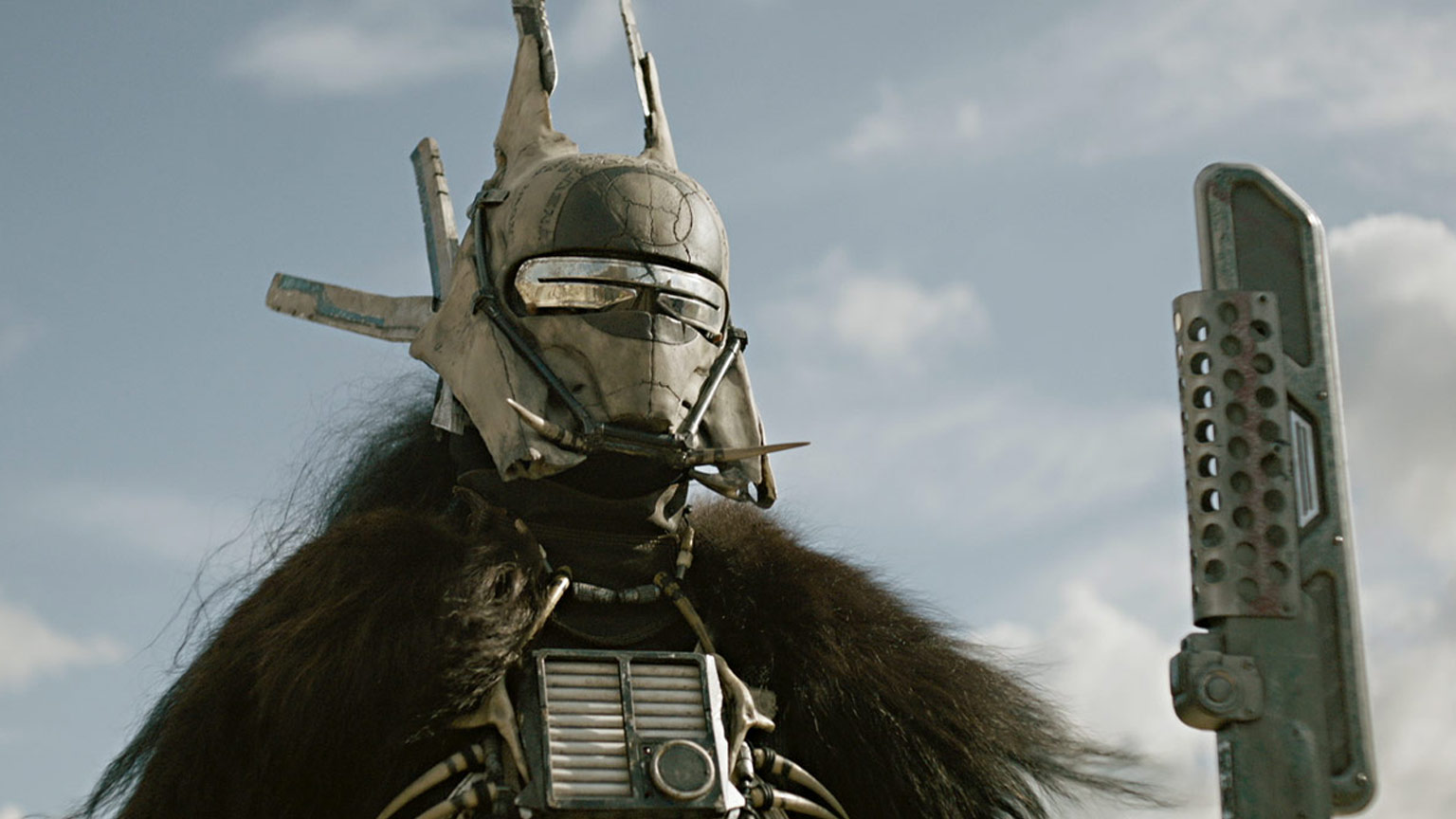 Solo A Star Wars Story Enfys Nest