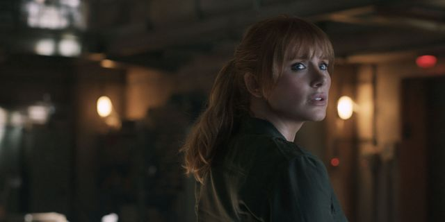 Jurassic World Fallen Kingdom Review Claire