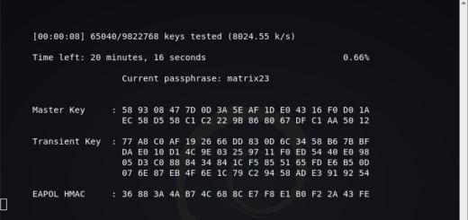 aircrack-ng wireless hacking