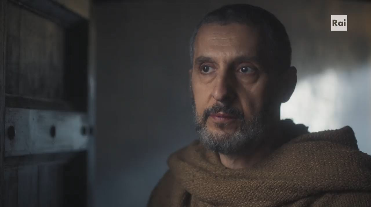 The Name of the Rose - John Torturro as William of Baskerville