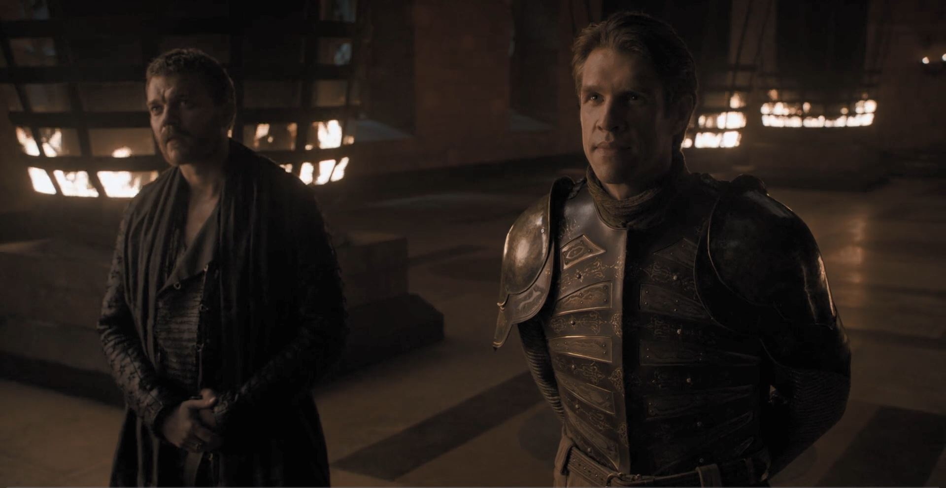 Game of Thrones S08E01 Winterfell Review - Captain Strickland