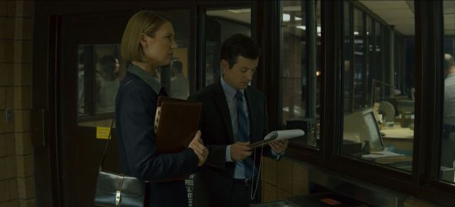 Mindhunter Season 2 Review - Wendy and Gregg conduct their own interview