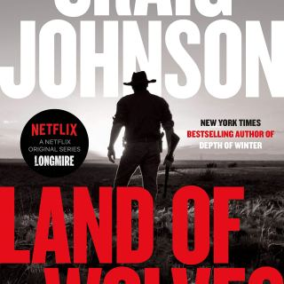 Land of Wolves by Craig Johnson Review cover