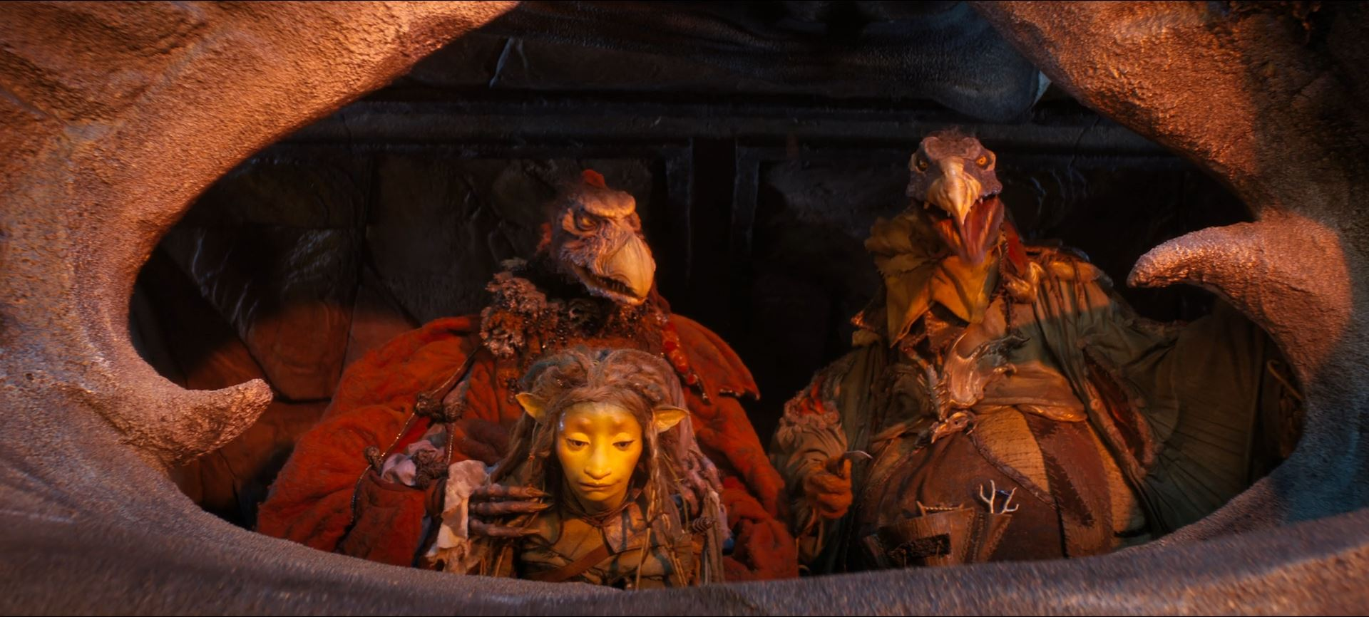 The Dark Crystal Age of Resistance - Rian escapes