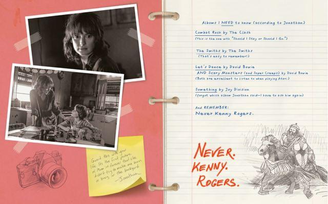 Will Byers Secret Files 5