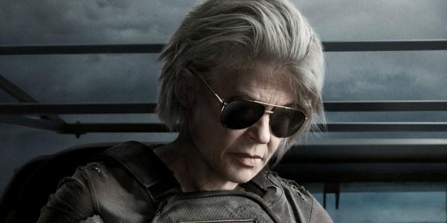 Terminator Dark Fate Review - Linda Hamilton as Sarah Connor