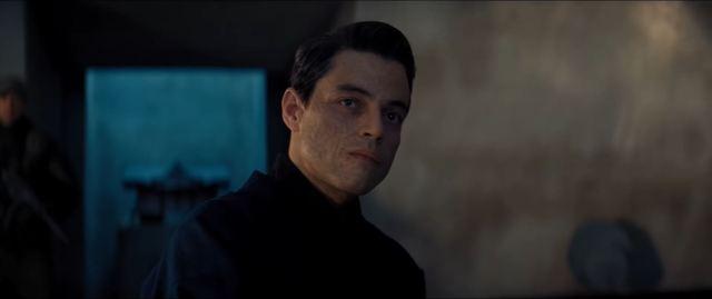 Rami Malek as Safin