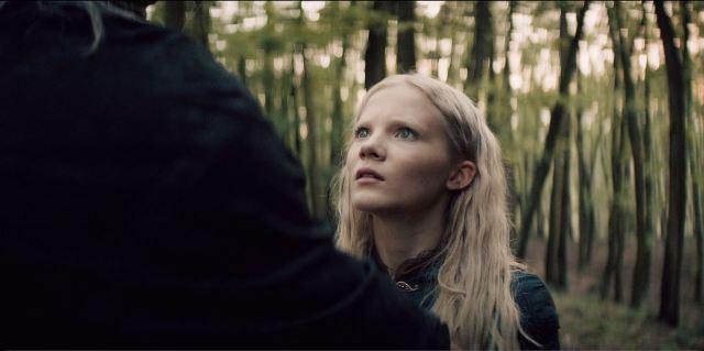 The Witcher - Ciri finds Geralt