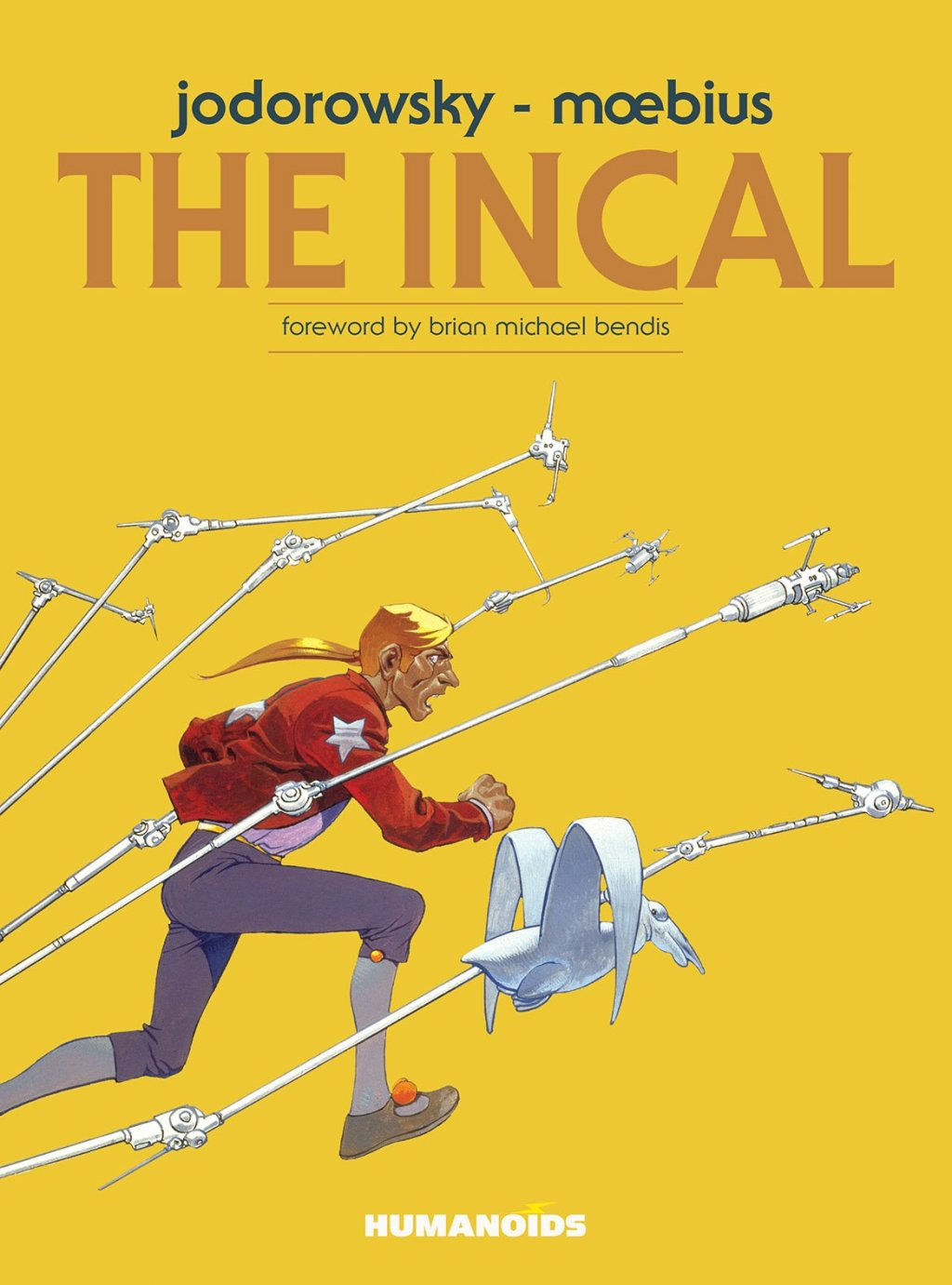 The Incal hardcover - Jodorowsky and Moebius