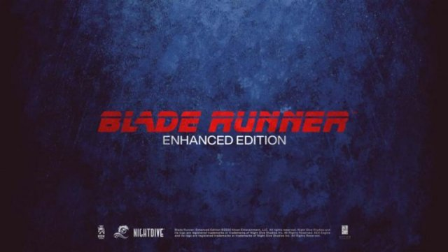 Blade Runner Enhanced Edition Game