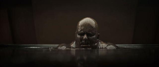 Dune movie trailer Stellan Skarsgard as Baron Harkonnen