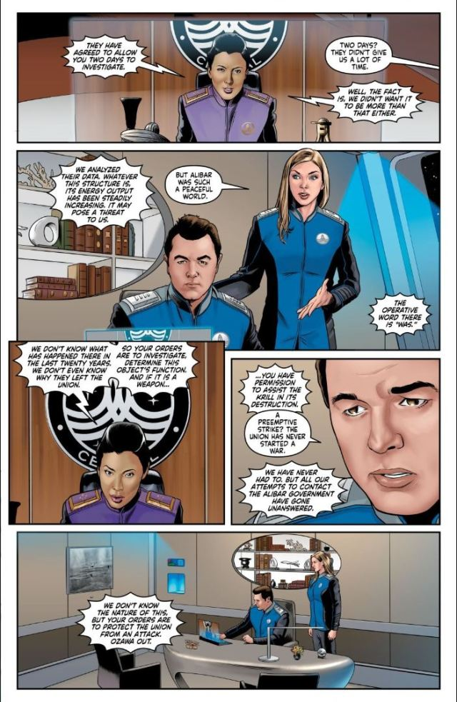 The Orville Launch Day Part 1 48 hrs