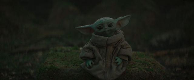 The Mandalorian The Jedi Grogu AKA Baby Yoda