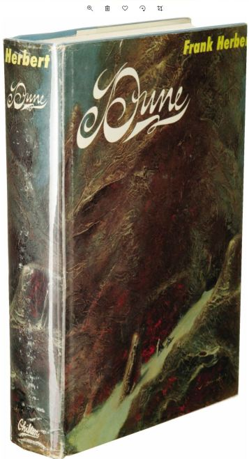 Dune Chilton Publishing first edition