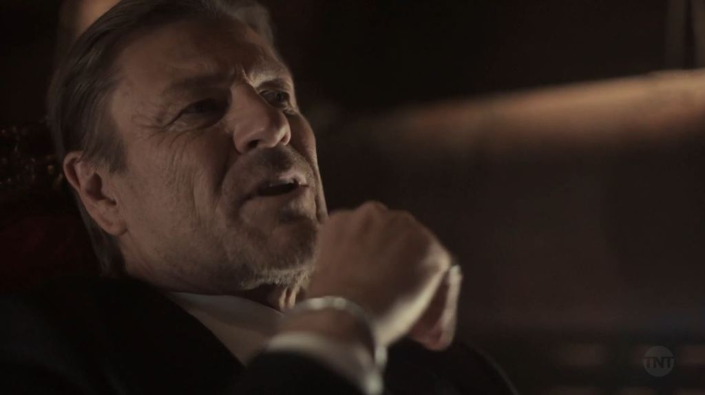 Snowpiercer Season 2 Sean Bean as Wilford