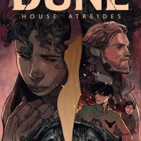 Court intrigue are the highlights of Dune: House Atreides issue #5