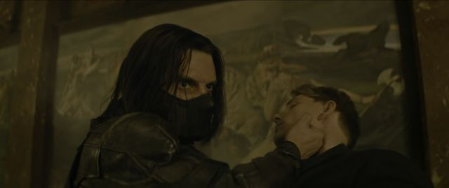 The Falcon and the Winter Soldier Sebastian Stan as Winter Soldier