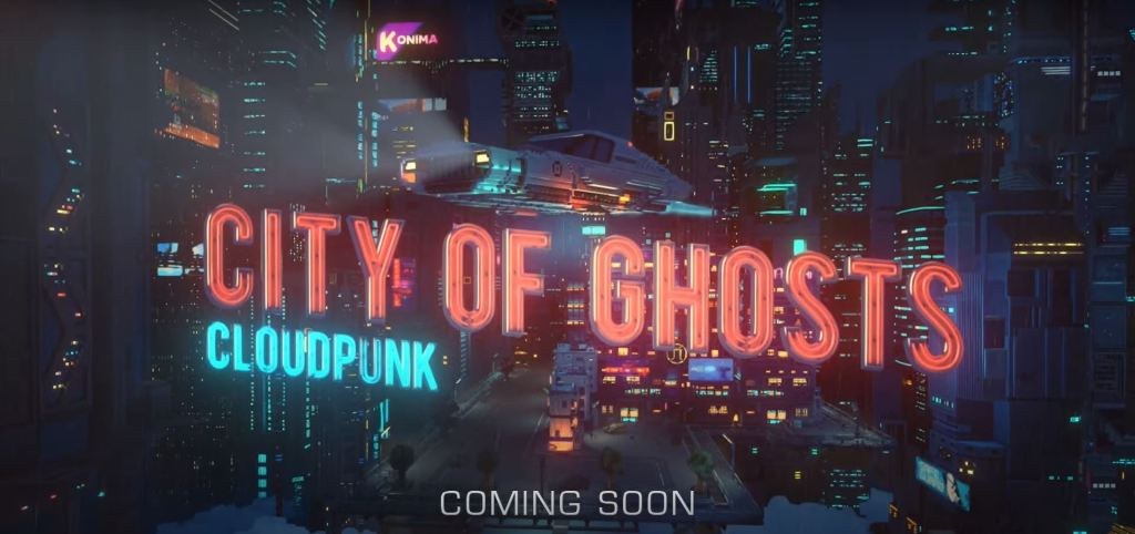 Cloudpunk City of Ghosts preview