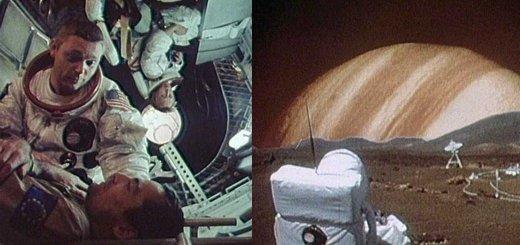 Operation Ganymed: Weltraumdrama mit Kammerspiel-Charakter für Fans realistischer, ernster Phantastik
