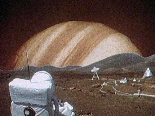 Operation Ganymed: der Jupiter geht auf