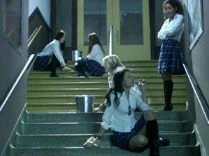 Die 5ive Girls im Fetisch-Dress